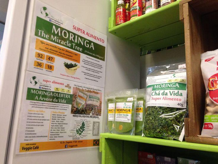 Moringa da Paz agora no Veggie Café! Cafeteria, também servem almoço, e possuem uma loja de produtos veganos. Ficam em Santana, na Rua Dr. Zuquim, 1720 -  piso térreo; funcionamento de segunda a sexta das 10h30 às 20h e aos sábados das 10h às 15h: www.facebook.com/veggiecafe  #moringadapaz #moringa #moringaoleifera  #moringaoleífera #proteina #proteína #proteico  #protéico #proteinavegetal #proteínavegetal  #carnevegetal #carnevegana #govegan #vegan #vegana #vegano #veganismo