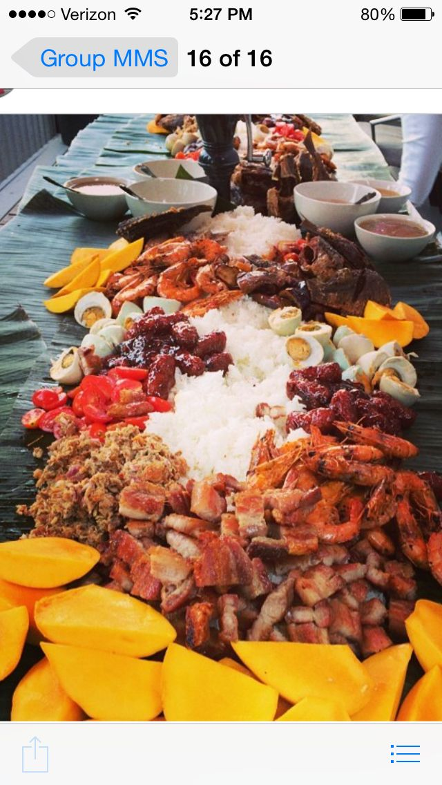 48 best traditional filipino food on banana leaves images on kamayan food filipino food forumfinder Choice Image