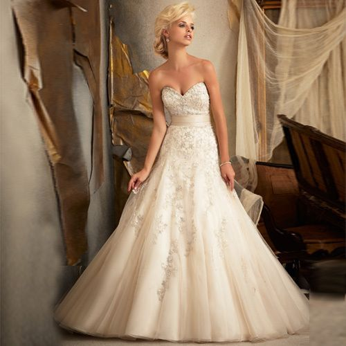 577 Best Images About Wedding Dress On Pinterest