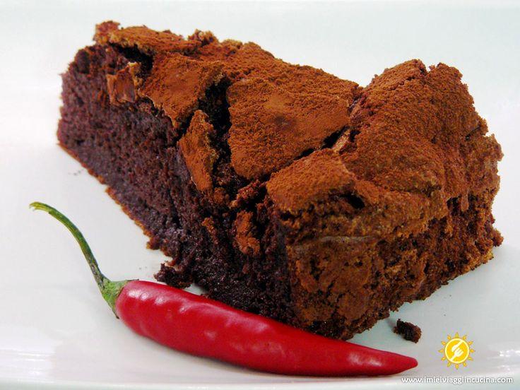 Torta Piccante al Cioccolato