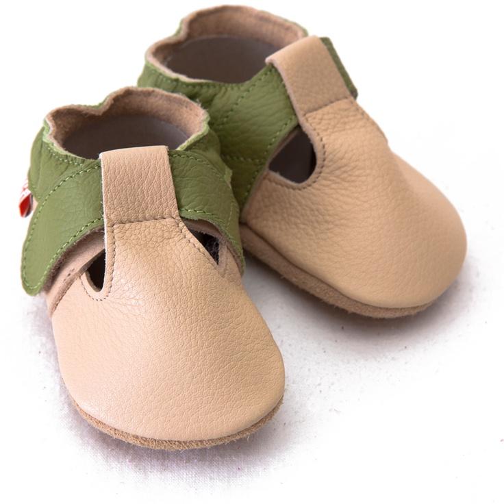 Liliputi® Soft Baby Sandals Gobi Beige  #soft #liliputi #babysandals
