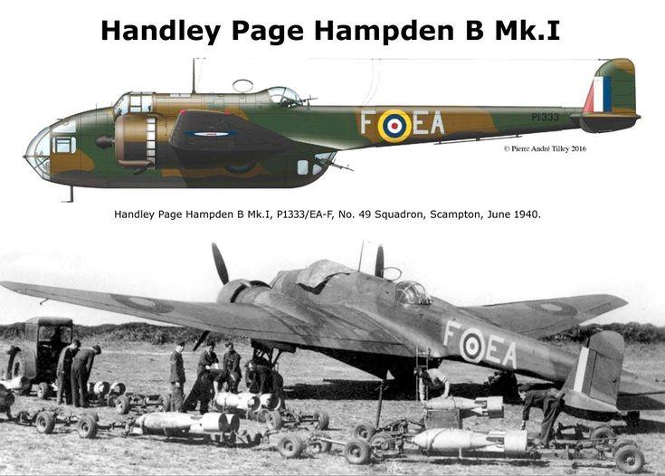HP Hampden Mk.I