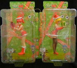 バンプレスト DXガールズフィギュアクリスマスVer/ケロロ軍曹 全2種セット/DXガールズフィギュアクリスマスVer/ケロロ軍曹 セット