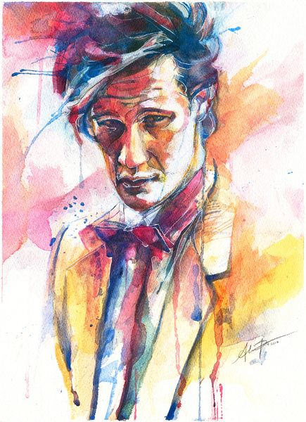 Doctor-Who-Painting