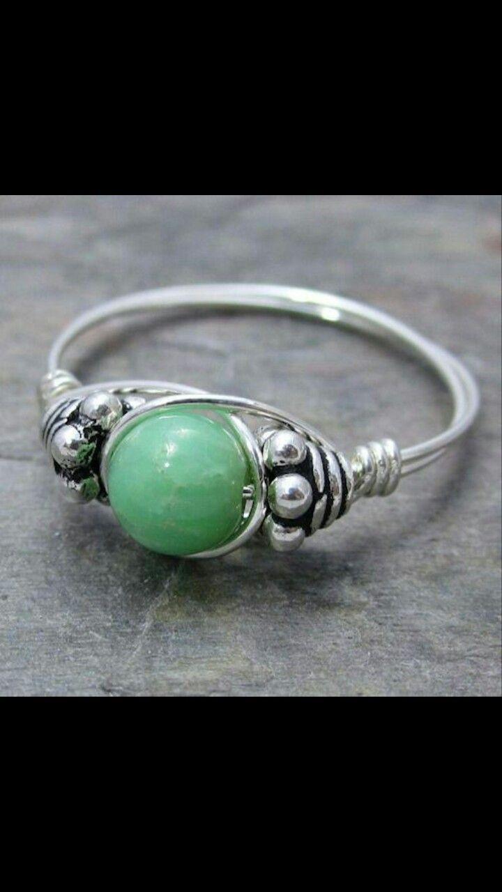 118 besten Crafts:Jewelry:Rings diy Bilder auf Pinterest | Porzellan ...