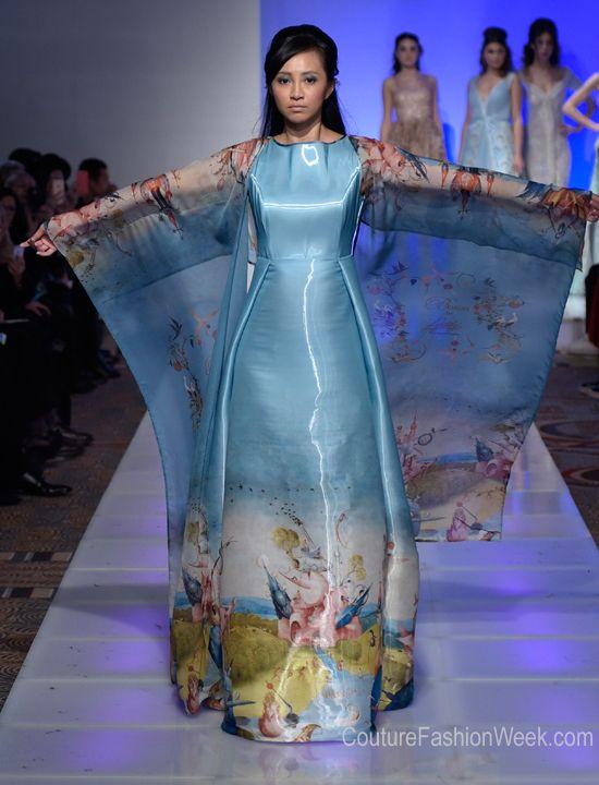 Addy Van Den Krommenacker Fall 2016 | Couture Fashion Week