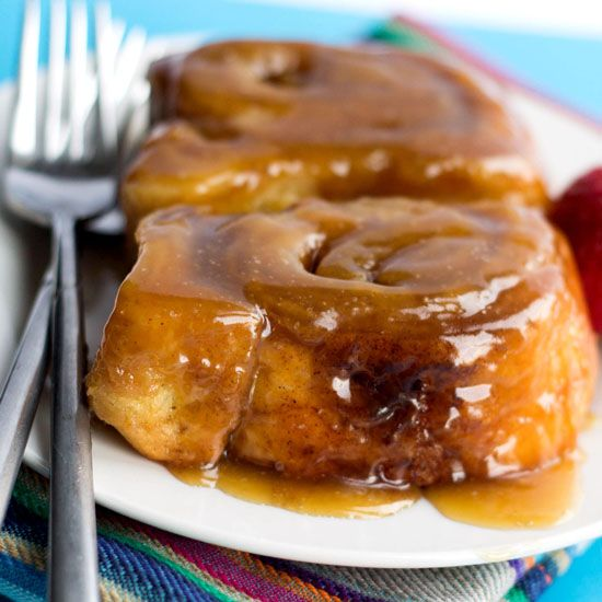 This recipe for Classic Sticky Buns is the perfect recipe - soft, gooey and and truly addictive! I'm sorry for my absence the last few days.  I have been sick with some sort of cold/cough/virus tha...