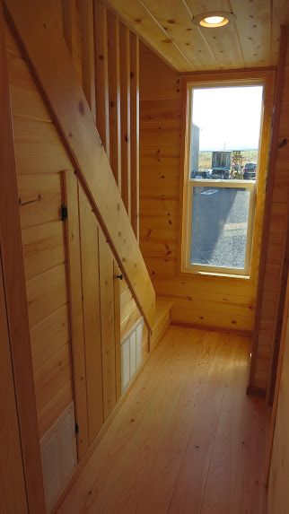 149 best My Tiny House images on Pinterest Portable cabins Tiny