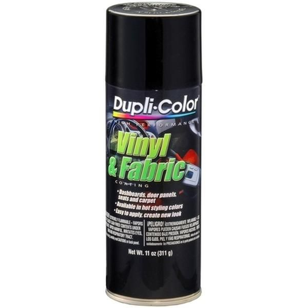 Dupli Color Vinyl And Fabric Paint Use To Paint Leather