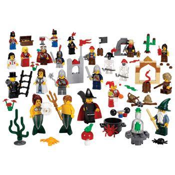 Fairytale Historic Minifigure Set,9349 for P