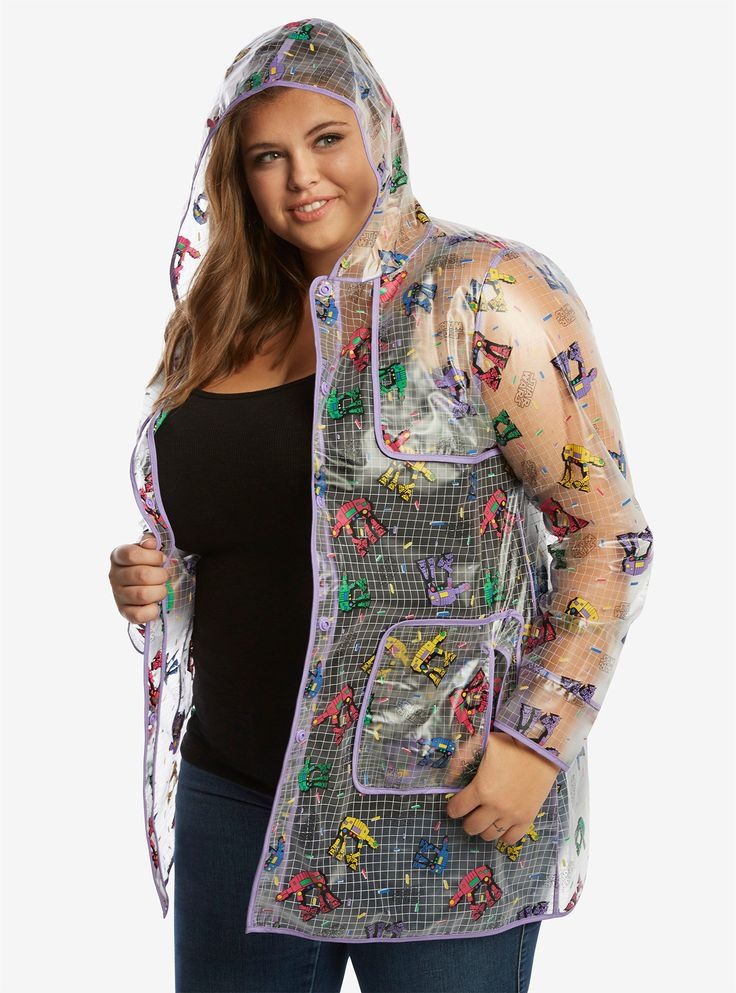 Star Wars AT-AT Raincoat Plus Size | Her Universe