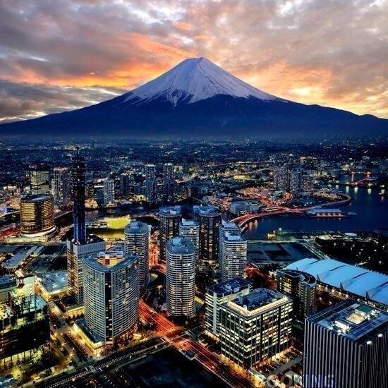 Tokyo, Japan                                                                      Visit Tokyo again.