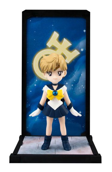 Sailor Moon Tamashii Buddies PVC Statue Sailor Uranus 9 cm