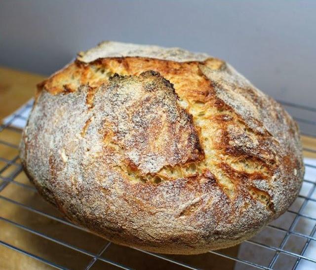 Chleba -12 hodin kyne i více