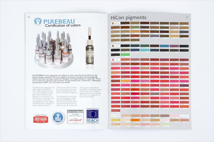 Catalog Purebeau http://www.accesorii-tatuajcosmetic.ro/