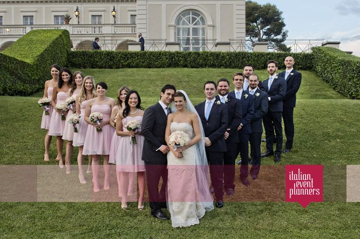 Amazing Wedding in Rome