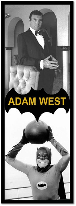 Feels like a part of my adventurous childhood just died too. Rest in peace, Adam West.