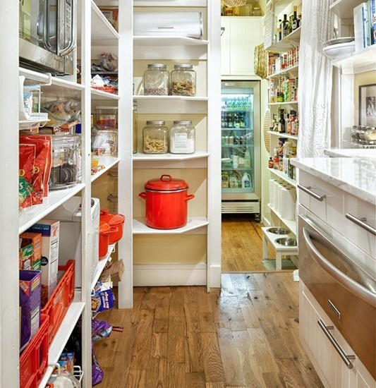 Kitchen Pantry Layout Ideas: 19 Best Butler's Pantry, Scullery, Laundry, Catering