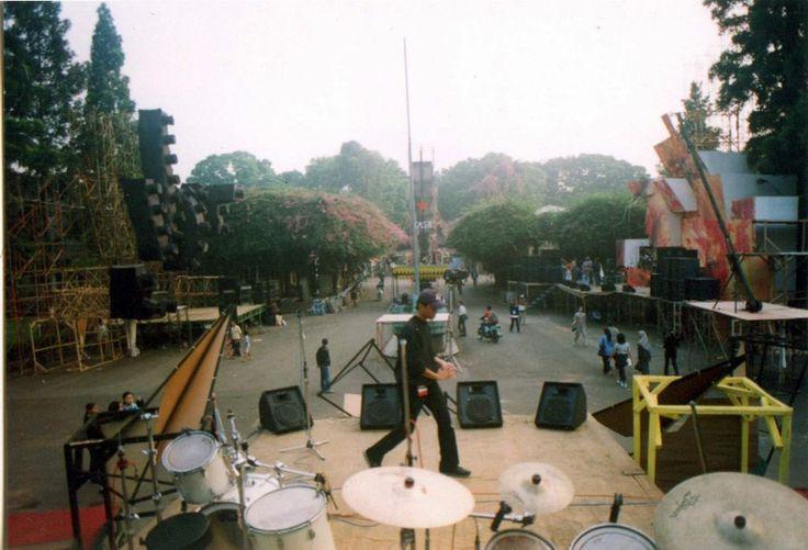 View panggung