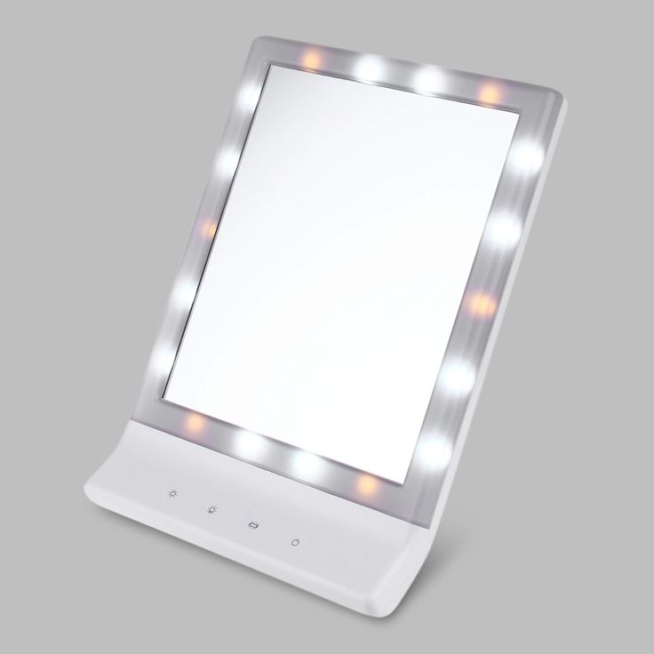 Best 20 Cosmetic Mirror With Light Ideas On Pinterest