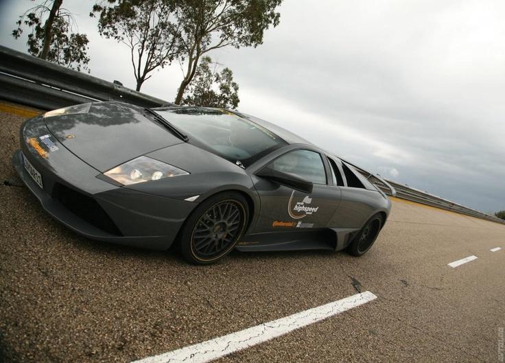 2008 Edo Lamborghini Murcielago LP640 Nardo
