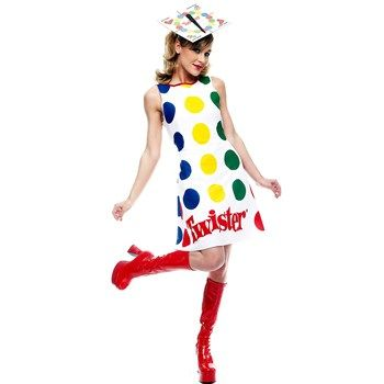 Awesome Costumes Twister Adult Costume just added...