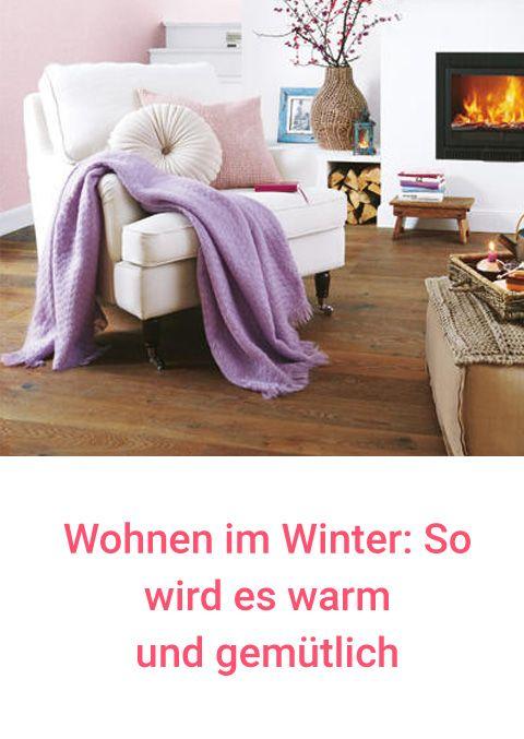 18 best Trendfarben im Winter images on Pinterest At home - wohnideen 40 qm