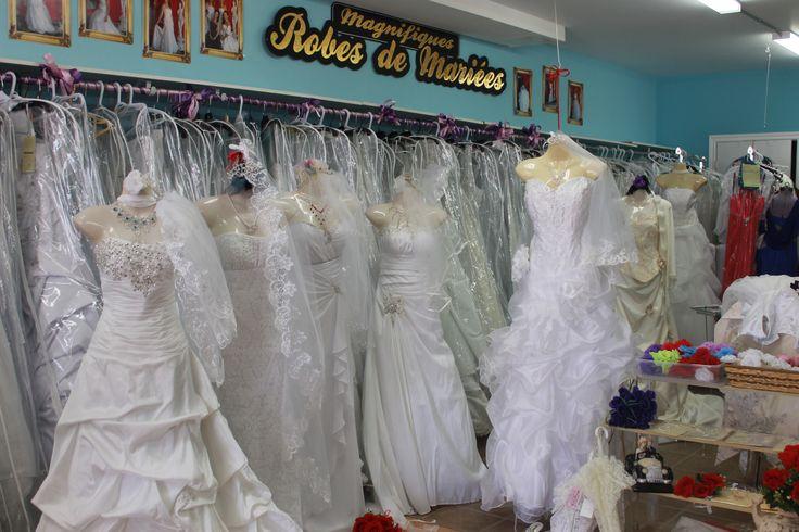 ... about Boutique Dassylva - Robes de mariée et de soirée on Pinterest