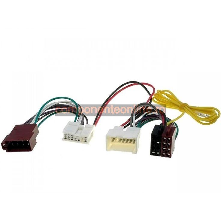 Cablu kit handsfree THB, Parrot, Dacia, Renault, 4Car Media - 000048