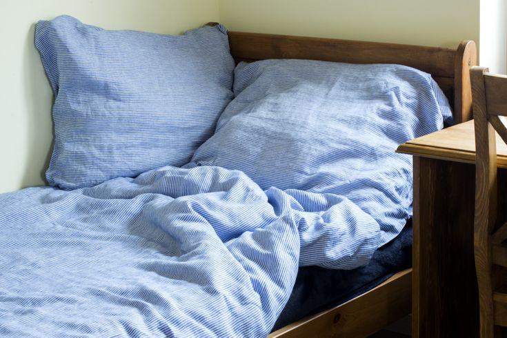 Pościel lniana to jednocześnie praktyczne oraz stylowe rozwiązanie do twojej sypialni. Stworzy niepowtarzalny, naturalny klimat. Sen od razu będzie przyjemniejszy!