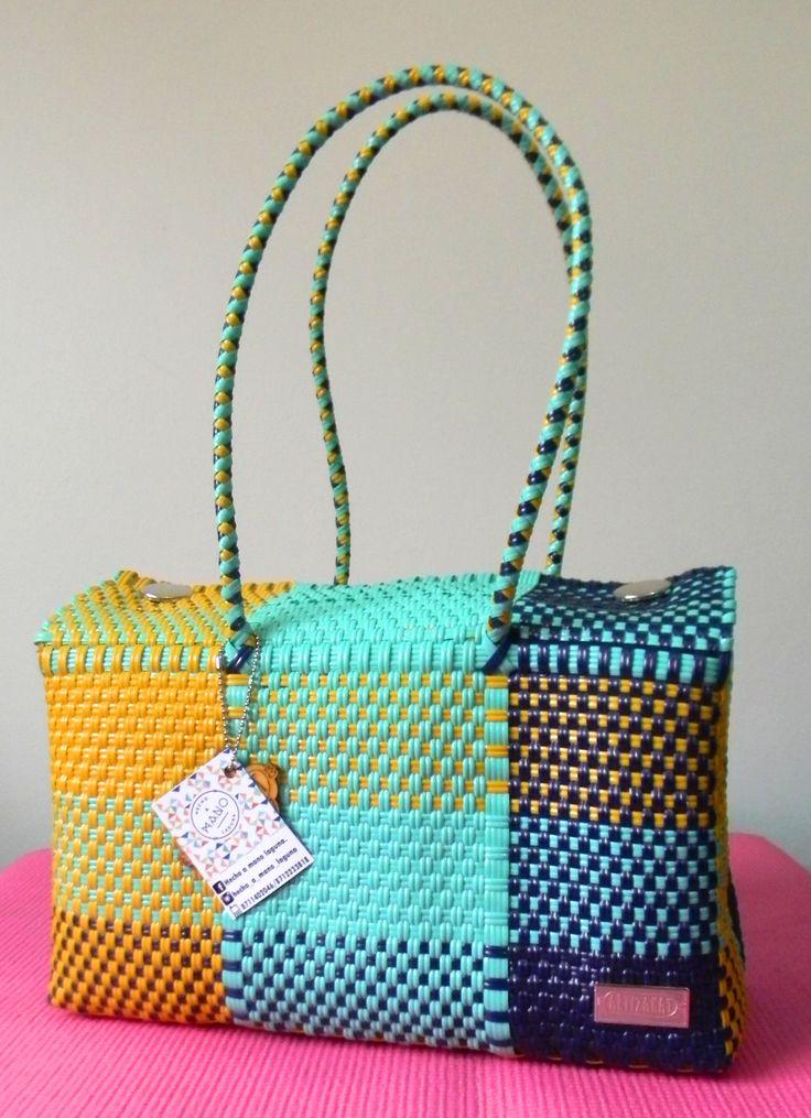 17 best images about bolsas artesanales de oaxaca on for Plastico para impermeabilizar lagunas
