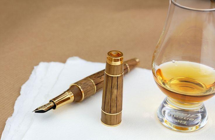 Montegrappa y Wealth Solutions presentan Cognac Pen