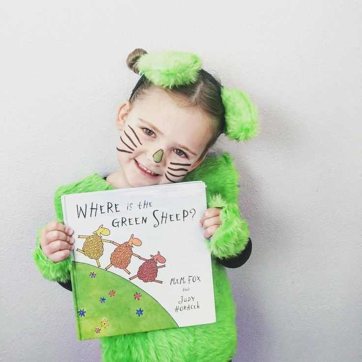 --AUSTRALIAN-- Green Sheep / Where is the Green Sheep by Mem Fox