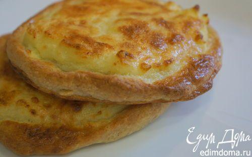 Бабушкины шанежки ржаные с картошкой | Кулинарные рецепты от «Едим дома!»