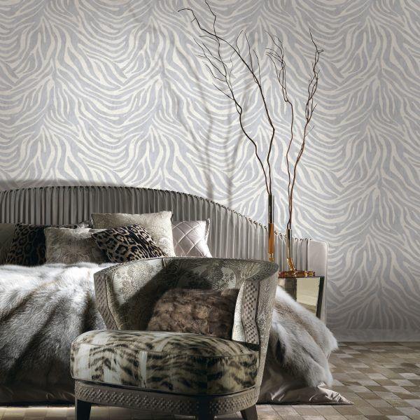 Best Zebra Skin Animal Print Wallpaper Rc15032 Animal Print 400 x 300