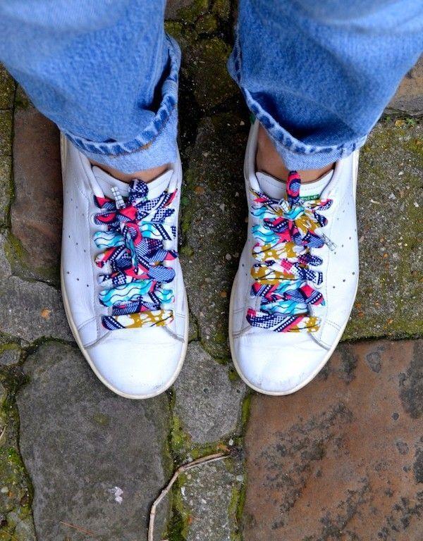 Idée et modele Sneakers pour femme tendance 2017   Image   Description   Lacets…