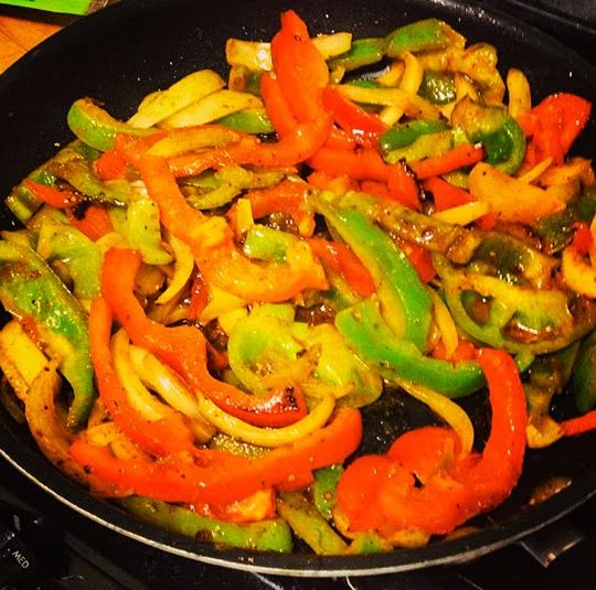 { according to ame }: Must Try ::: Fajita Vegetable Side Dish