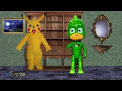 Peppa pig y patrulla caninal se disfrazan PJ Masks, Masha, Minions, olaf videos para niños españo - YouTube