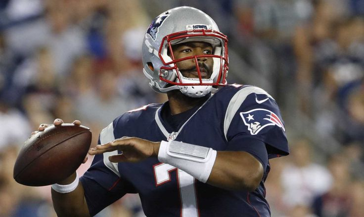 Jacoby Brissett, Patriots backup QB.