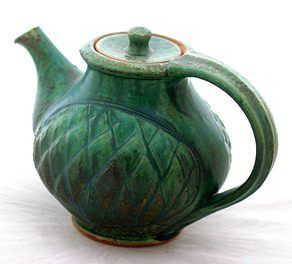 Peter Alger / Woodfired Teapot.