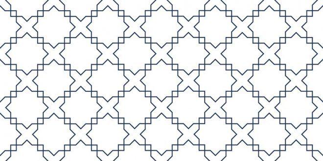 زخارف اسلامية هندسية Mandalas