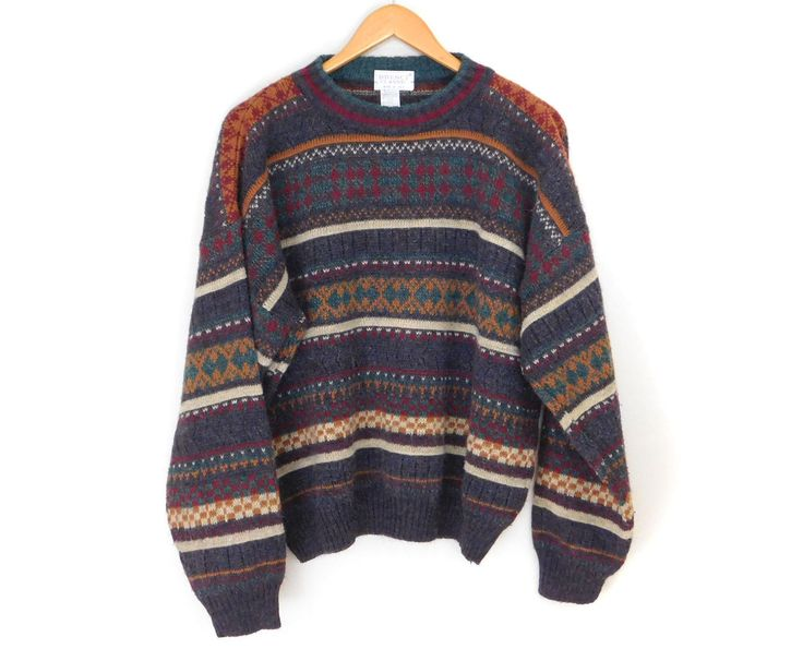Vintage Men S Sweater 29