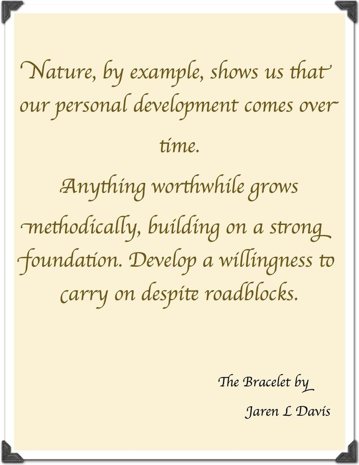 "Third value taught in ""The Bracelet"" by Jaren L davisMo'N Davis, Random Gem, Words Art, Neva Personalized, Quotes Stuff"
