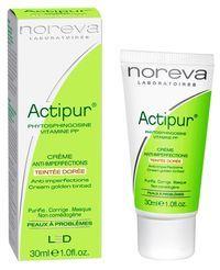 Crème Anti-imperfections Teintée - Actipur de Laboratoires Noreva  - Parfumerie et parapharmacie - Noreva