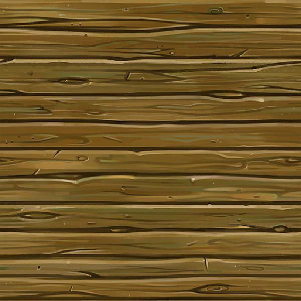 Planches de bois (Raccordable)