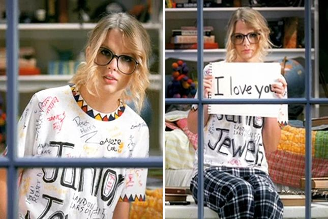 10 Ways to Channel Taylor Swift This Halloween via Brit + Co.
