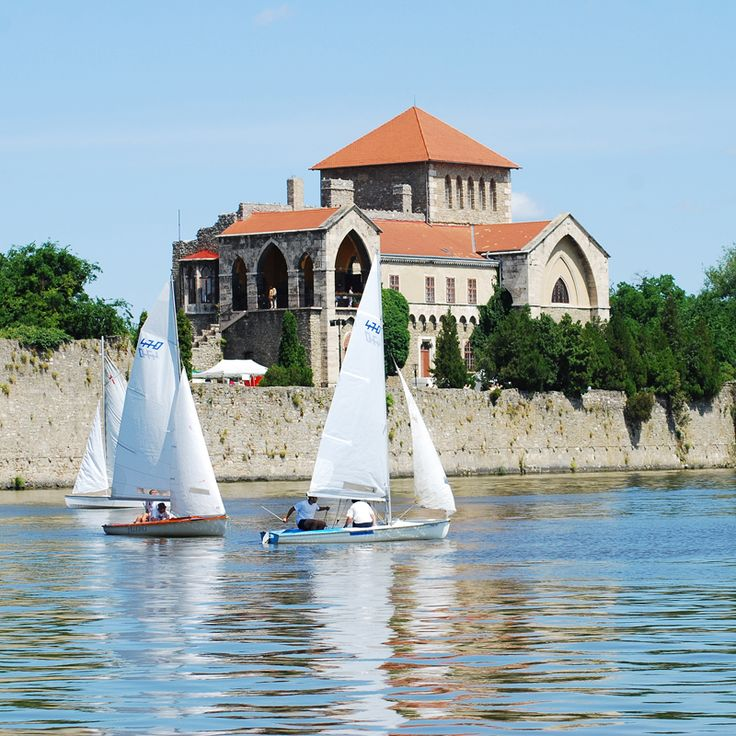 Castle of Tata - About Hungary