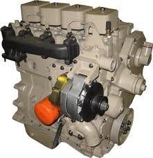 Cummins 4BT 3.9 Liter Turbo-Diesel