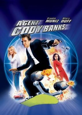 Agent Cody Banks (2003) movie #poster, #tshirt, #mousepad, #movieposters2