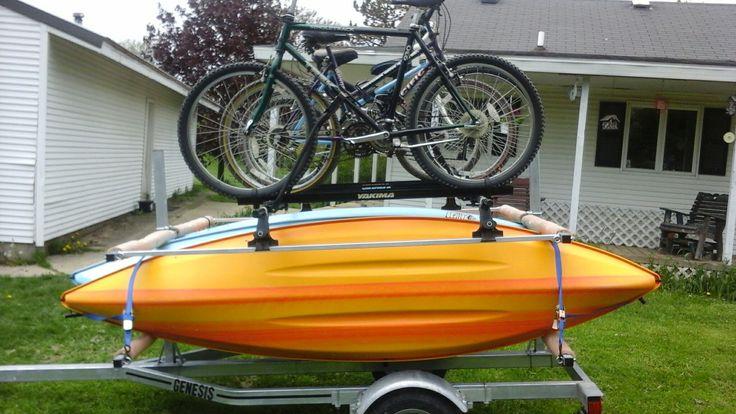Best 25+ Kayak Trailer Ideas On Pinterest